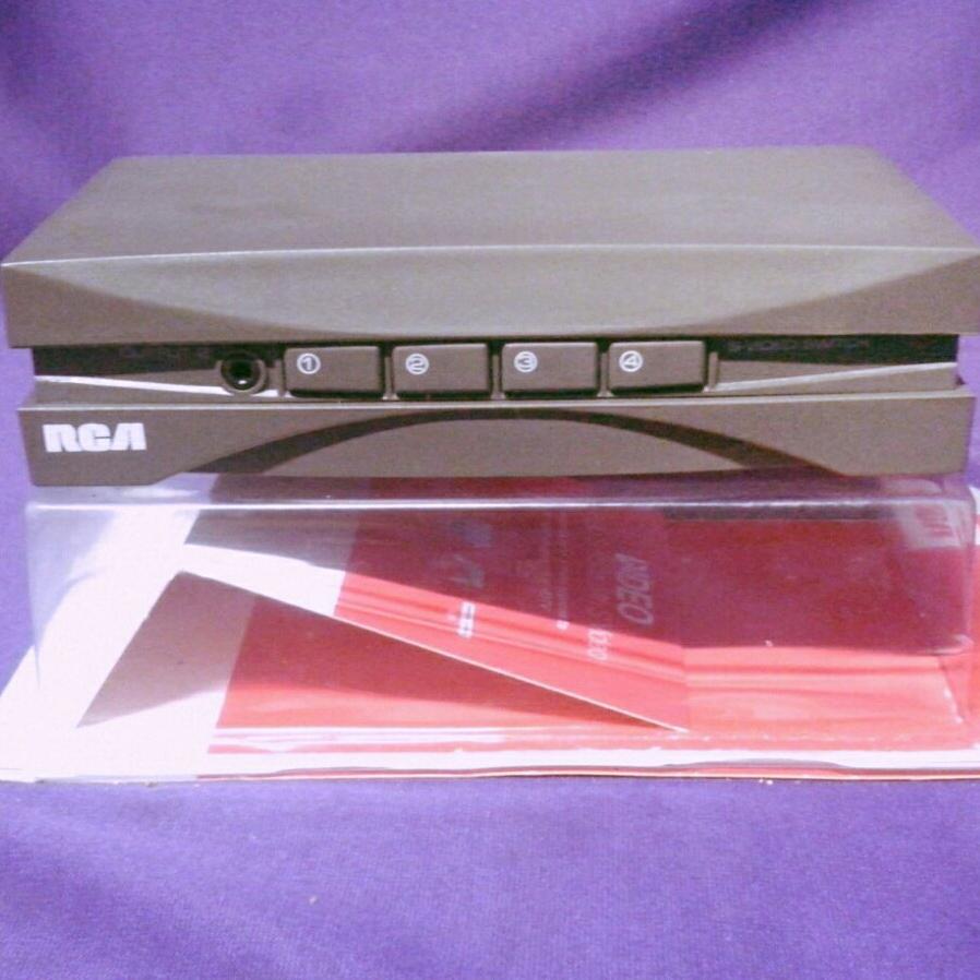 Bodega Aurrerá: Switcher de Audio y video RCA (para la TV) $23.04