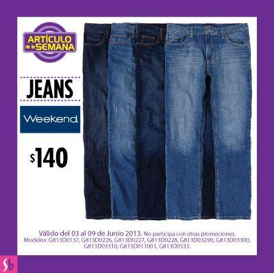 Artículo de la semana Suburbia: jeans a $140