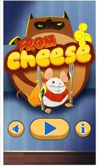 Apps gratis para Iphone y Ipad en la App Store, From Cheese y Marco Polo y más.