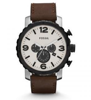 LINIO: Reloj Fossil Nate JR1390 con ENVÍO GRATIS y 20% usando Cupón