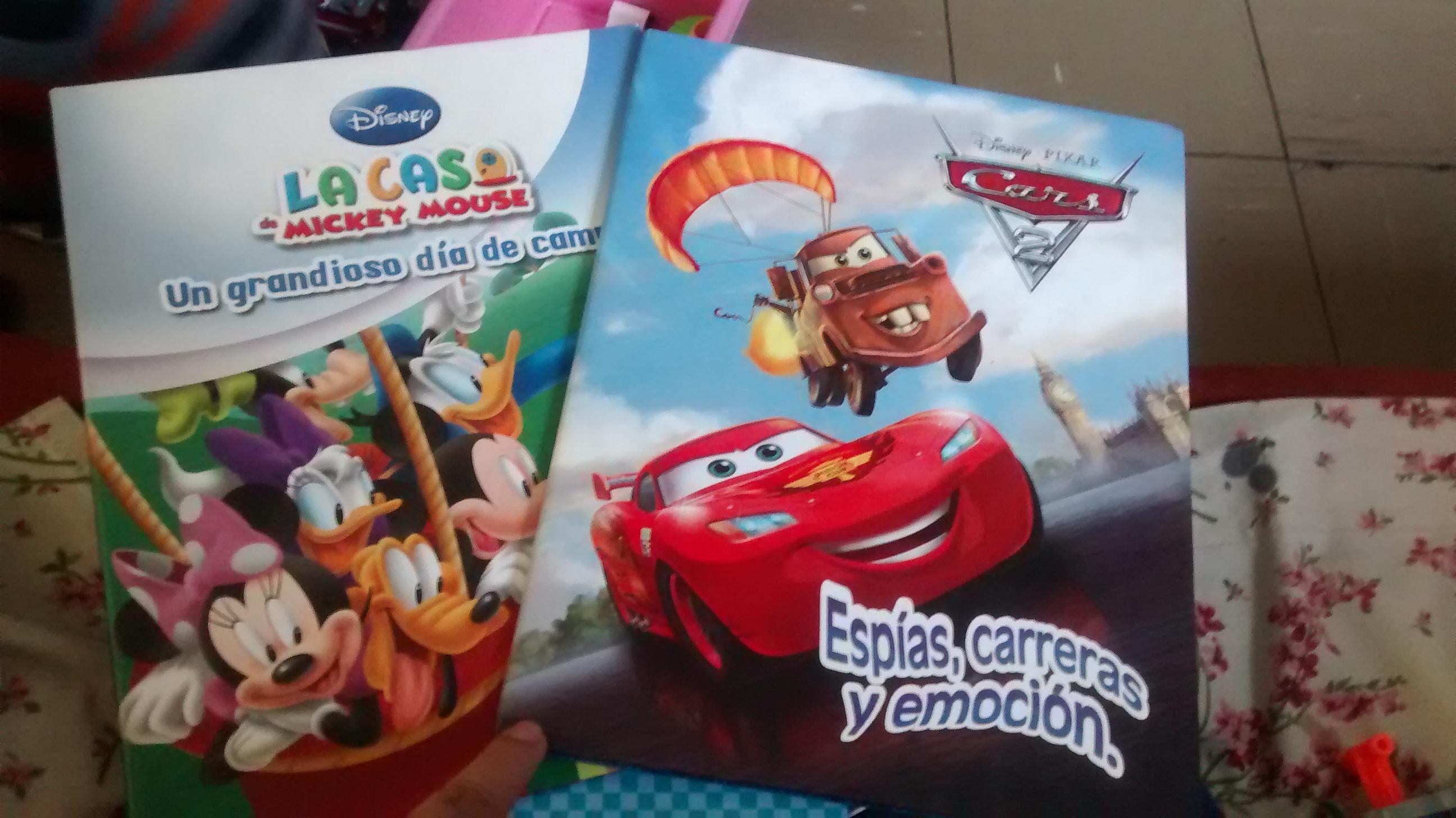 Walmart Torres lindavista: Libros infantiles desde $10, mochilas escolares en liquidación...