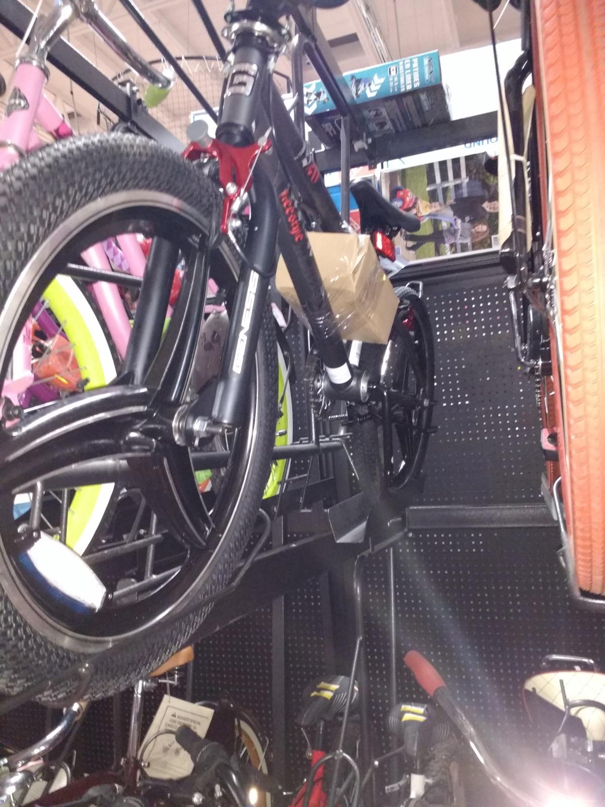 Walmart Jiutepec: bicicleta bmx a $1,745.03 1ra liquidacion
