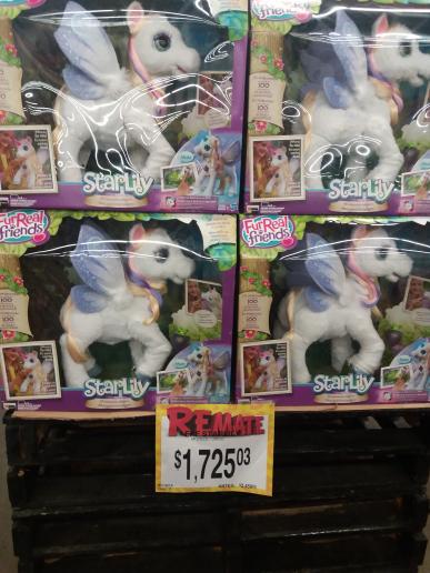 Bodega Aurrerá: unicornio Starlily a $1,725.03