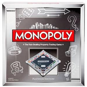 Amazon: Monopoly Platinum Edition