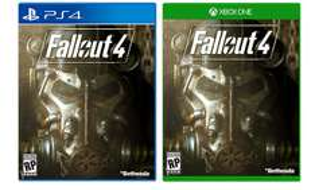 Amazon: Fallout 4 para PS4/Xbox One