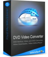WONDER FOX DVD VIDEO CONVERTER DE 39.95 DLS GRATIS
