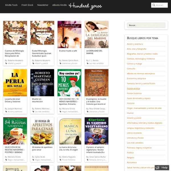 Todos los libros gratuitos que ofrece Amazon en español