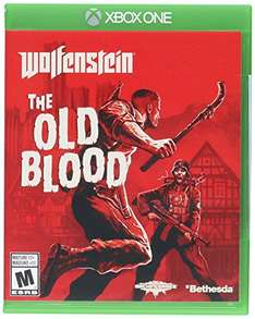 Amazon: Wolfenstein The old blood para XBOX ONE