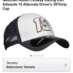 Amazon: Gorra nascar New Era desde $158