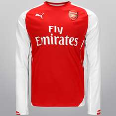 Netshoes: Jersey del Arsenal