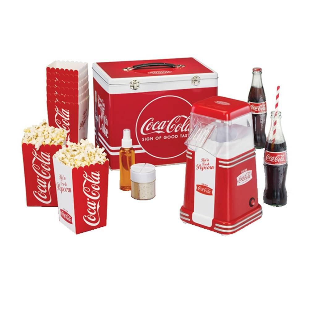 Walmart: Kit para hacer Palomitas Nostalgia Coca-Cola a $580 y envío gratis