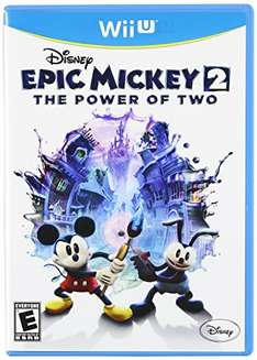 Amazon - Disney Epic Mickey 2 Wii U