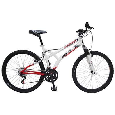 Elektra: Bicicleta Benotto Barret R26 21V $1800 con cupón y 12MSI