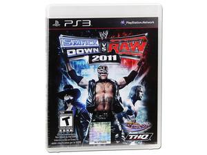 PCEL: WWE Smackdown vs Raw 2011 en Español (PS3) a $25 ($115 con envío)