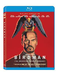 Amazon.mx - Blu-ray Birdman 48.99