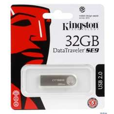 Linio: Memorias Usb 32gb Kingston Varios Modelos a $180