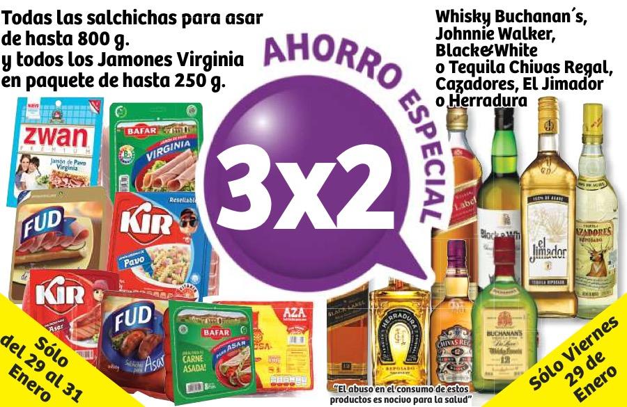 Soriana: 3x2 en licores seleccionados, 50% de descuento en ropa de invierno, juguetes importados y más
