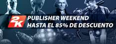 Steam: 2K Publisher Weekend