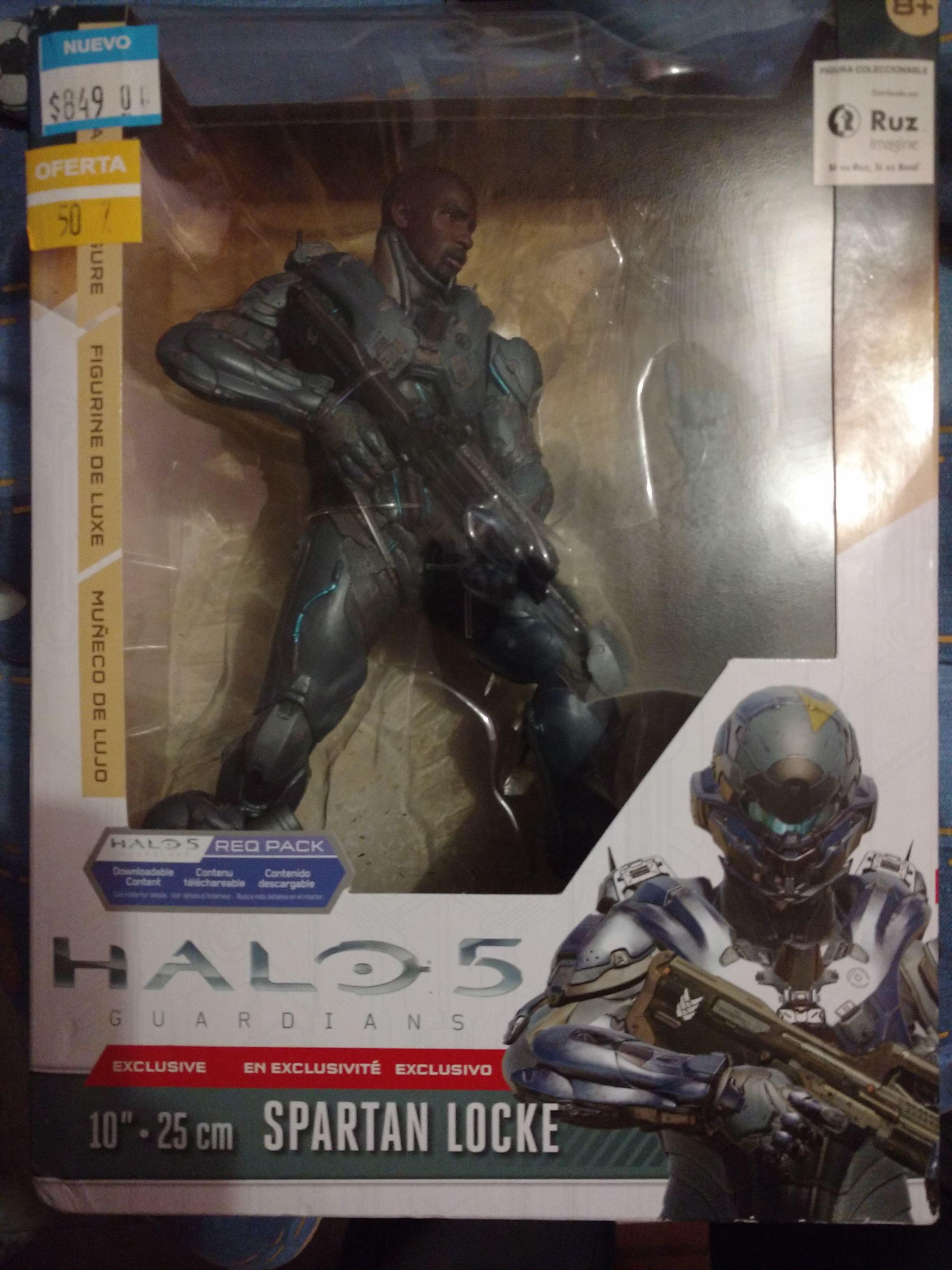 B store: figura halo 5 spartan locke
