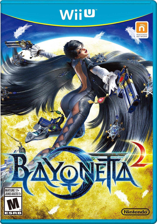 Amazon México: Bayonetta 2 para Wii U