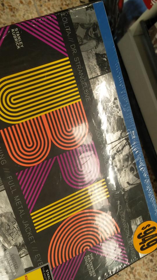 Walmart: Stanley Kubrick Collection