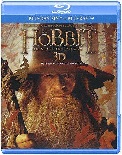 Amazon: El Hobbit: Un Viaje Inesperado 3D a $199