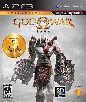 Amazon MX: God of War Saga Collection PS3 a $183