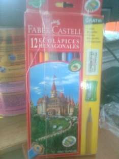 Chedraui: colores faber-castell a $13.50