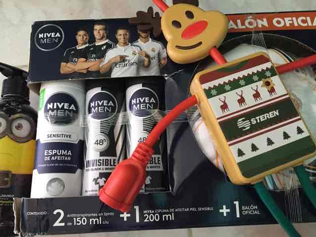 Bodega Aurrerá: crema de afeitar +balón Nivea a $62.02 y más
