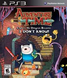 Amazon: Adventure Time: Explore the Dungeon Because I DON'T KNOW! PS3