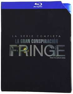 Amazon MX: Serie Completa en Bluray Fringe a $649 (65% de descuento)
