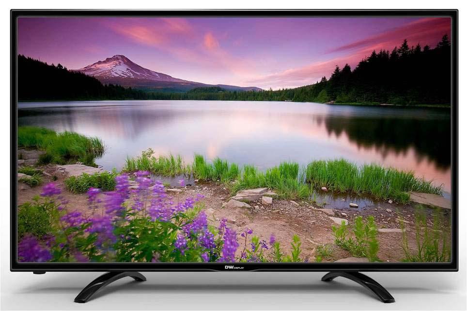 Linio: TV LED 32 pulgadas Daewoo DW-32D4 a $2,999