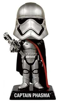 Amazon MX: Figura Funko que mueve la cabeza Captain Phasma a $67.27