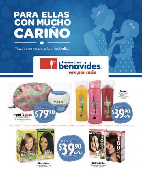 Folleto Farmacias Benavides del 16 al 31 de mayo 2013