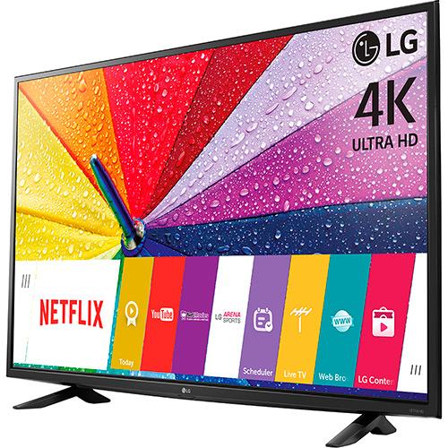 "Amazon MX: LG 43UF6400 Smart Tv (WebOS) 43"" LED Ultra HD 4K, Wi-Fi, 120Hz"