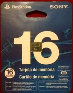 Coppel Ensenada: memoria de 16gb para PS Vita a $460