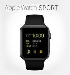 Pontebuso: Apple iWatch Sport de 38mm a $5,499