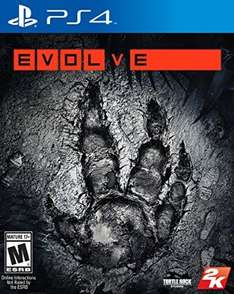 Amazon MX: Evolve para PlayStation 4 a $184
