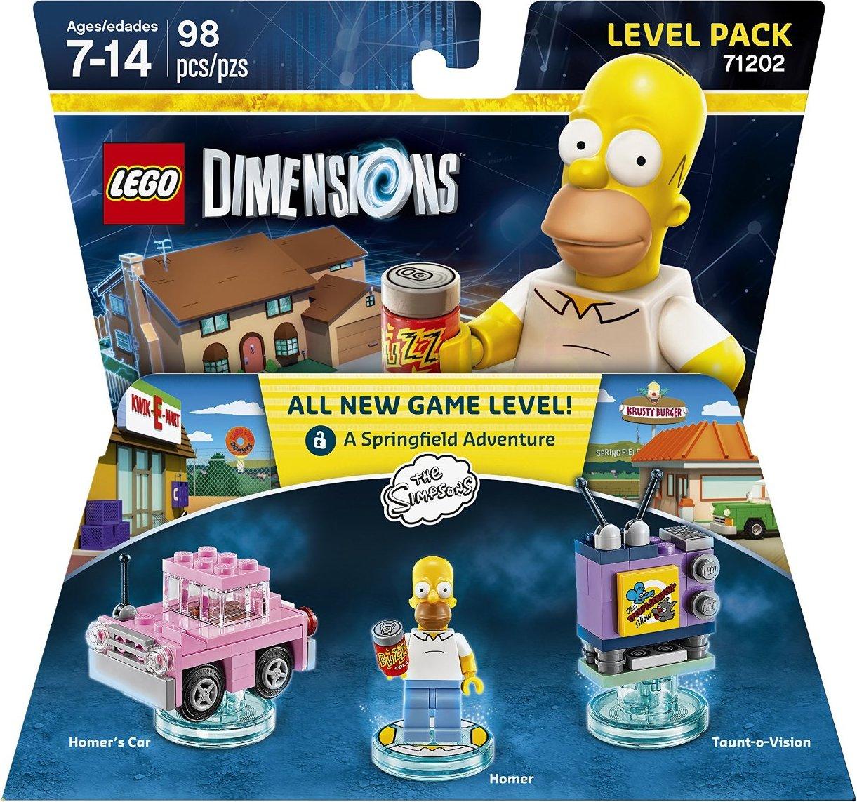Palacio de Hierro Online: 50% de descuento en Lego Dimensions desde $149