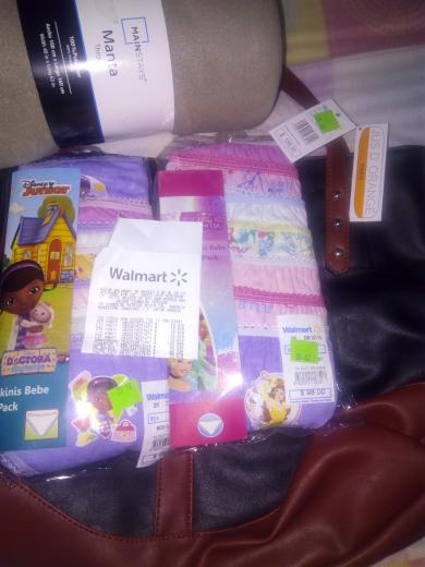 Walmart: liquidación de bikini para nena 7pack y más