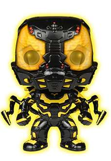 Amazon MX: Funko Pop! Yellow Jacket de Ant-Man