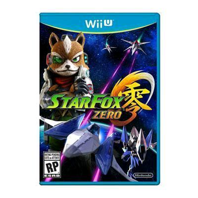 Amazon Mx: Preventa Star Fox Zero para Wii U a $1,079