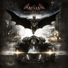 PlayStation Store: Batman: Arkham Knight para PS4 a $23.99 USD