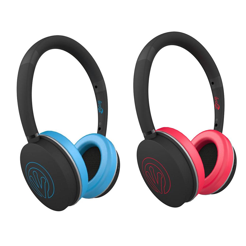 Walmart: dos audifonos iFrogz por $390