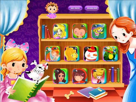 10 cuentos interactivos para infantes gratis tiempo limitado para Ipad