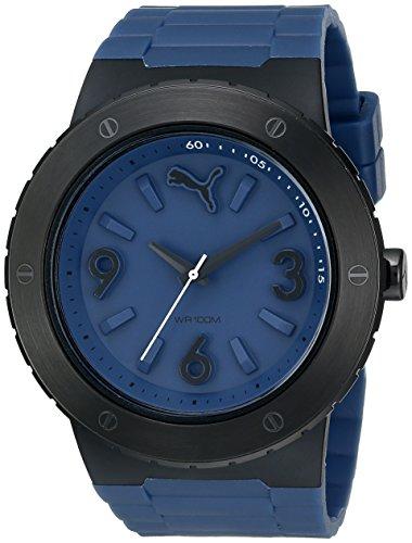 Amazon MX: Reloj PUMA Blast L, Unisex. Azul $691, Negro $754. y -10% con Cupón Visa.