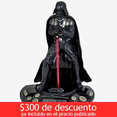 Costco: Despertador Darth Vader $499