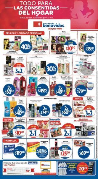 Farmacias Benavides: 3x2 en pañales Huggies Supreme, 2x1 en helados Holanda y más