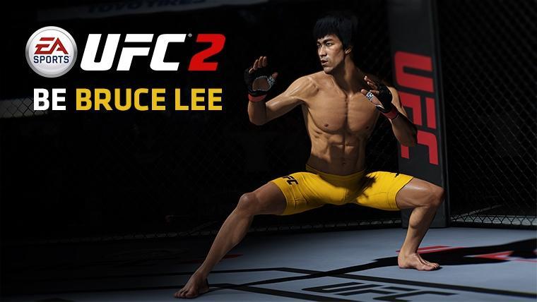 UFC 2: Como Obtener a Bruce Lee Gratis