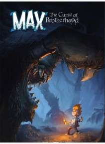 Max: The Curse of Brotherhood XBOX ONE CD-KEY GLOBAL